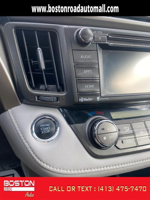 Used Toyota RAV4 AWD 4dr Limited (Natl) 2015   Boston Road Auto. Springfield, Massachusetts