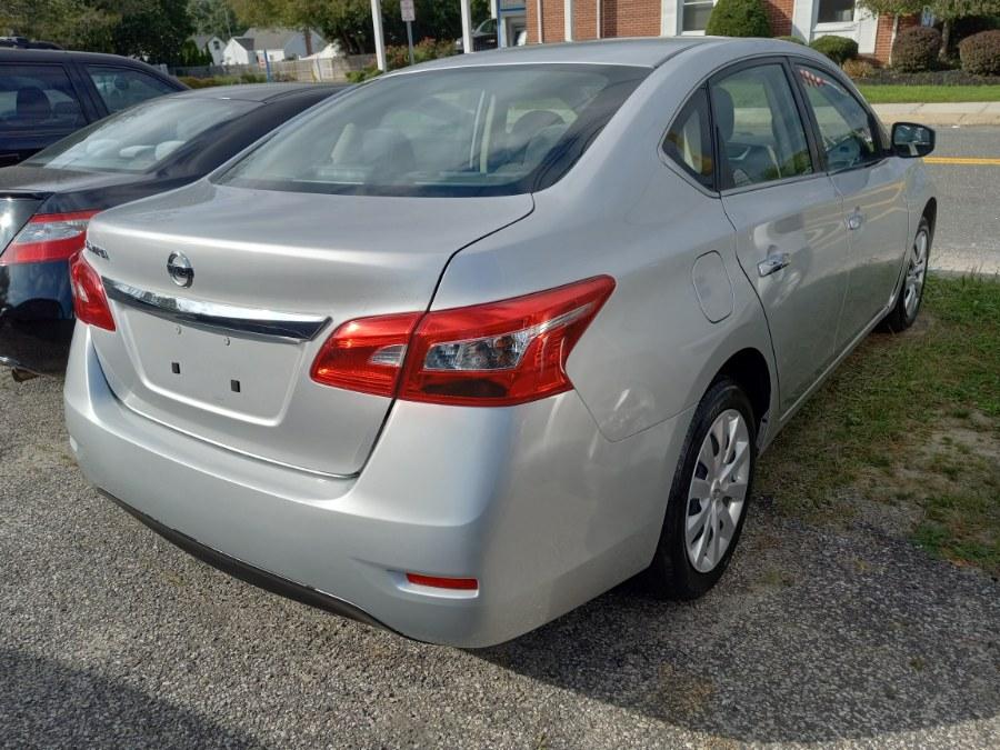Used Nissan Sentra S CVT 2018 | Romaxx Truxx. Patchogue, New York