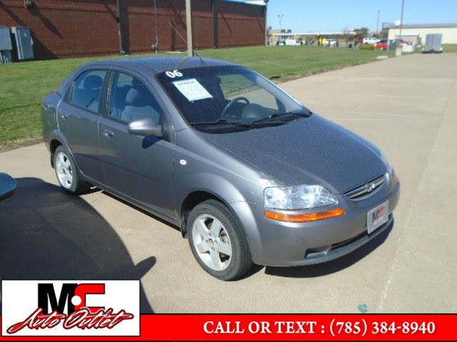 Used 2006 Chevrolet Aveo in Colby, Kansas | M C Auto Outlet Inc. Colby, Kansas