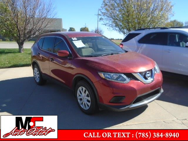 Used 2016 Nissan Rogue in Colby, Kansas | M C Auto Outlet Inc. Colby, Kansas