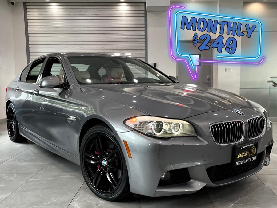 Used 2012 BMW 5 Series in Franklin Square, New York | C Rich Cars. Franklin Square, New York