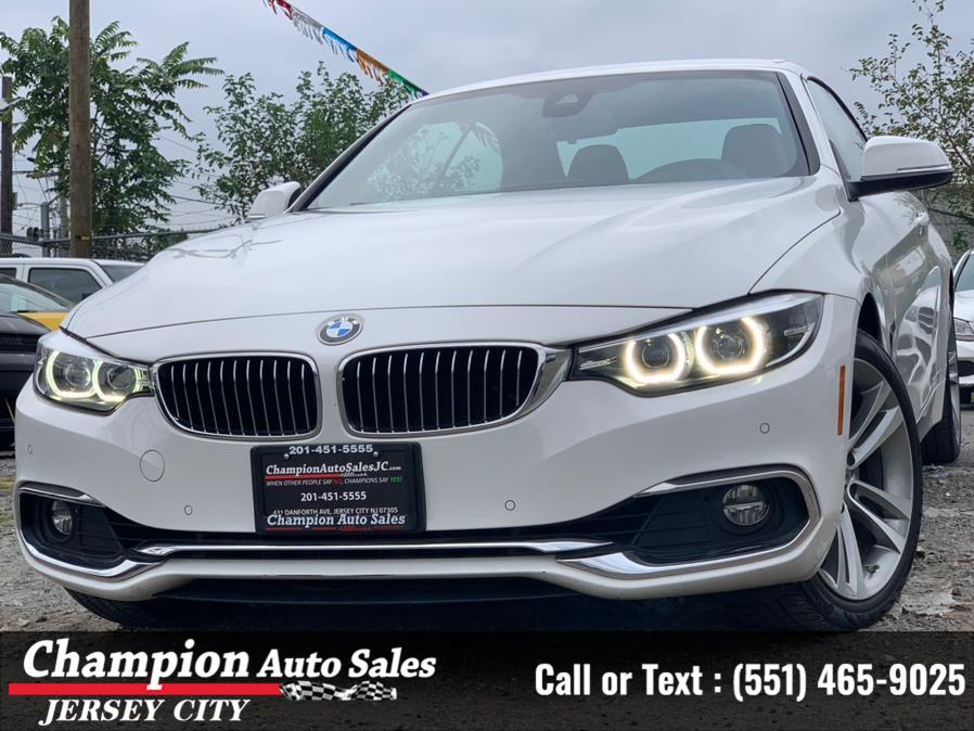 Used BMW 4 Series 430i xDrive Convertible 2018 | Champion Auto Sales of JC. Jersey City, New Jersey