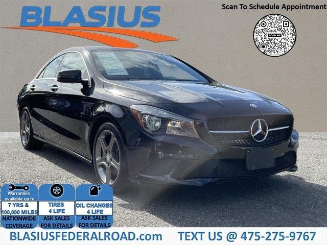 Used Mercedes-benz Cla CLA 250 2014   Blasius Federal Road. Brookfield, Connecticut