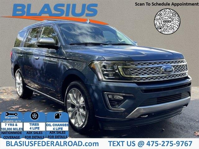 Used Ford Expedition Platinum 2018 | Blasius Federal Road. Brookfield, Connecticut