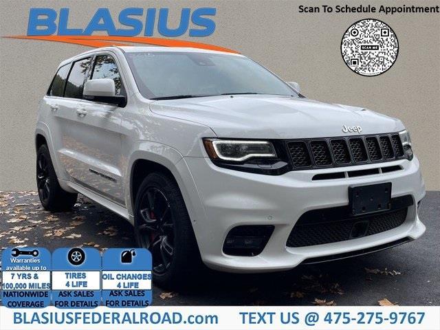 Used Jeep Grand Cherokee SRT 2017 | Blasius Federal Road. Brookfield, Connecticut
