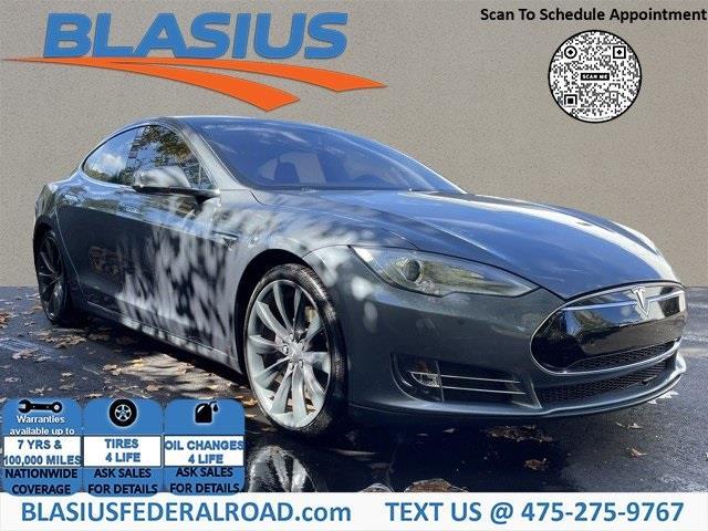 Used Tesla Model s Performance 2013 | Blasius Federal Road. Brookfield, Connecticut