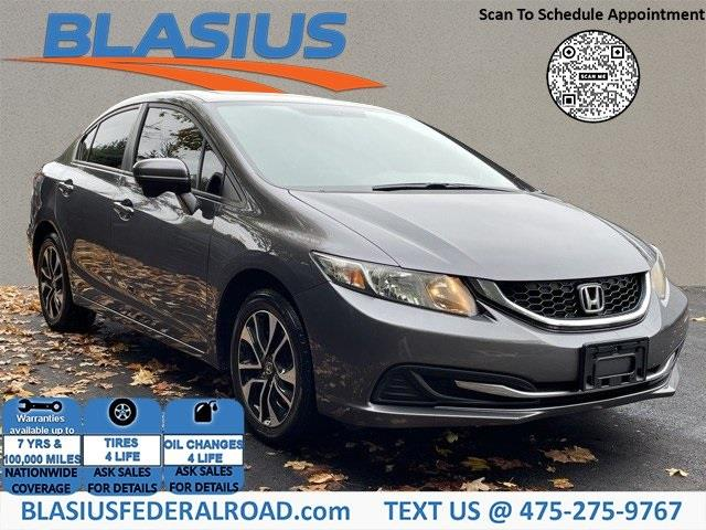 Used Honda Civic EX 2014   Blasius Federal Road. Brookfield, Connecticut