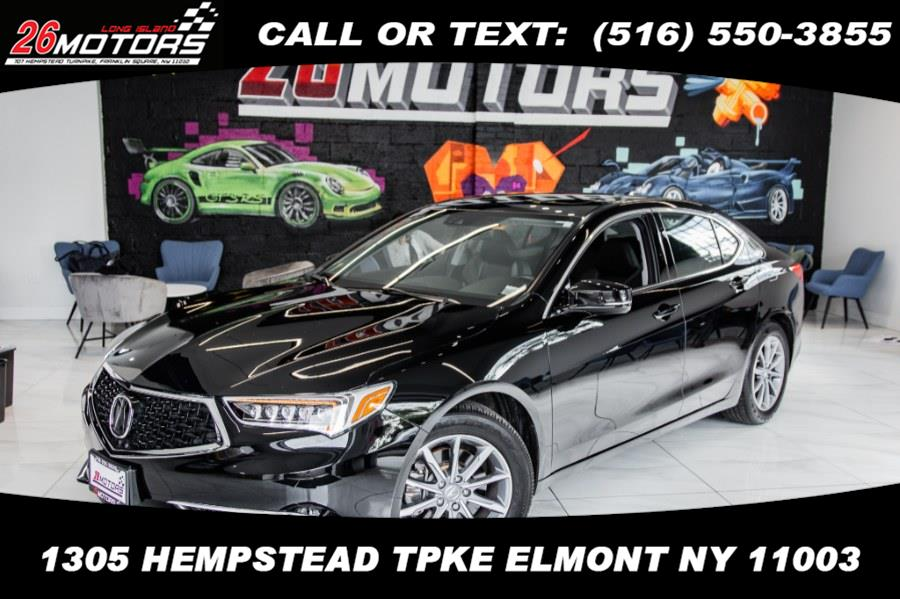 Used Acura TLX 2.4L FWD w/Technology Pkg 2019 | 26 Motors Corp. Bronx, New York