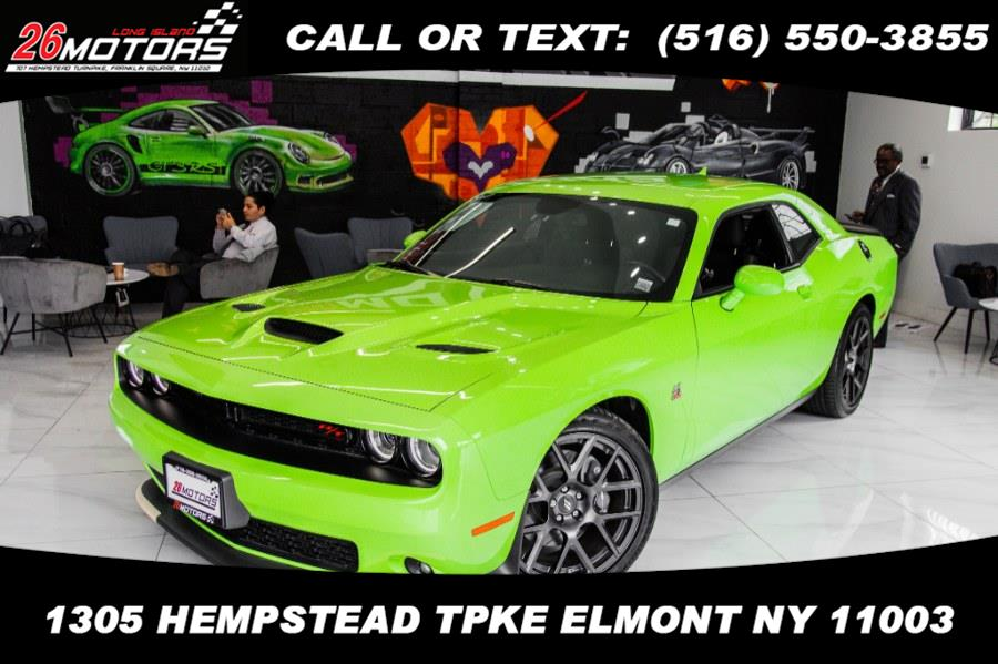 Used Dodge Challenger R/T Scat Pack RWD 2019 | 26 Motors Corp. Bronx, New York