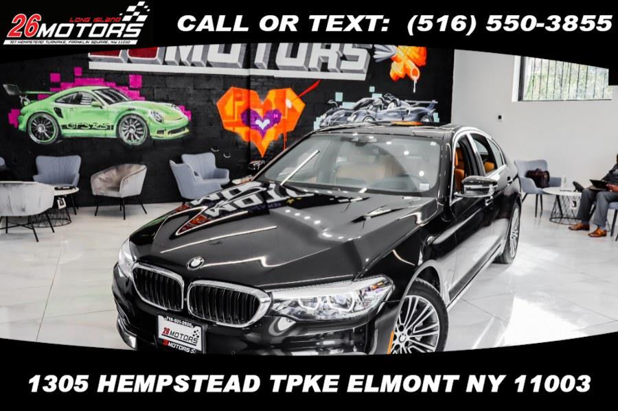 Used BMW 5 Series 530i xDrive Sedan 2019   26 Motors Corp. Bronx, New York