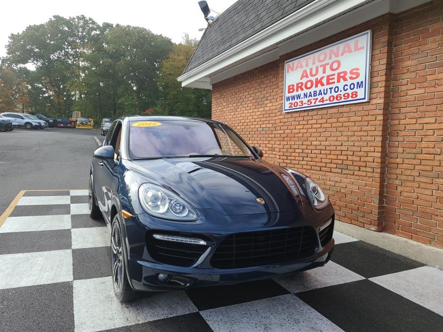 2012 Porsche Cayenne Turbo photo