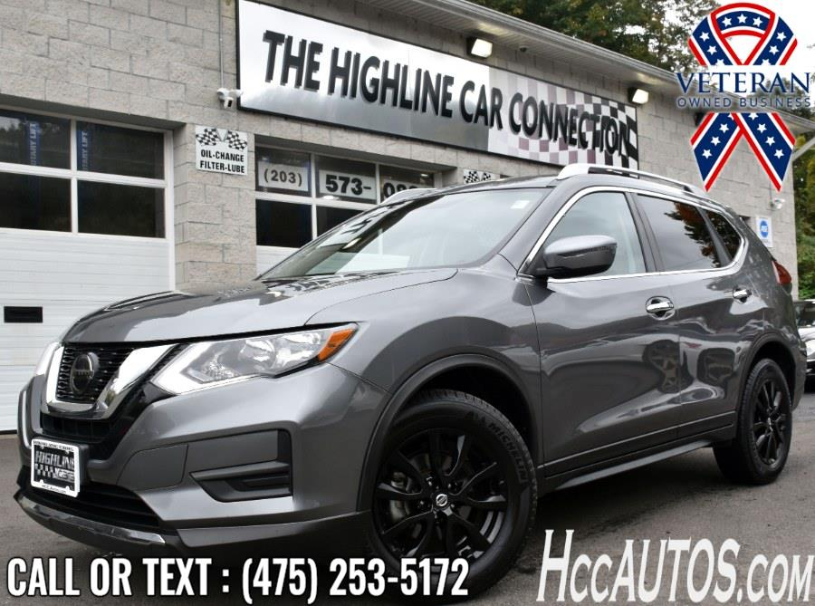 Used 2019 Nissan Rogue in Waterbury, Connecticut | Highline Car Connection. Waterbury, Connecticut