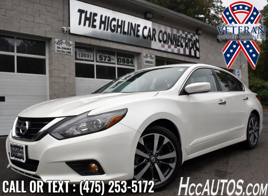 Used 2016 Nissan Altima in Waterbury, Connecticut | Highline Car Connection. Waterbury, Connecticut