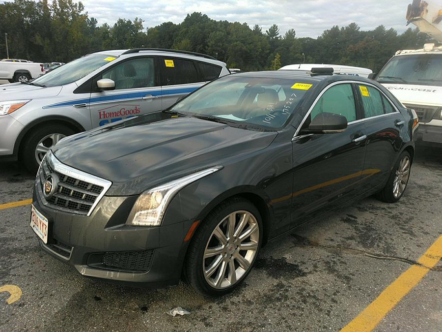 Used 2014 Cadillac ATS in Brooklyn, New York | Atlantic Used Car Sales. Brooklyn, New York