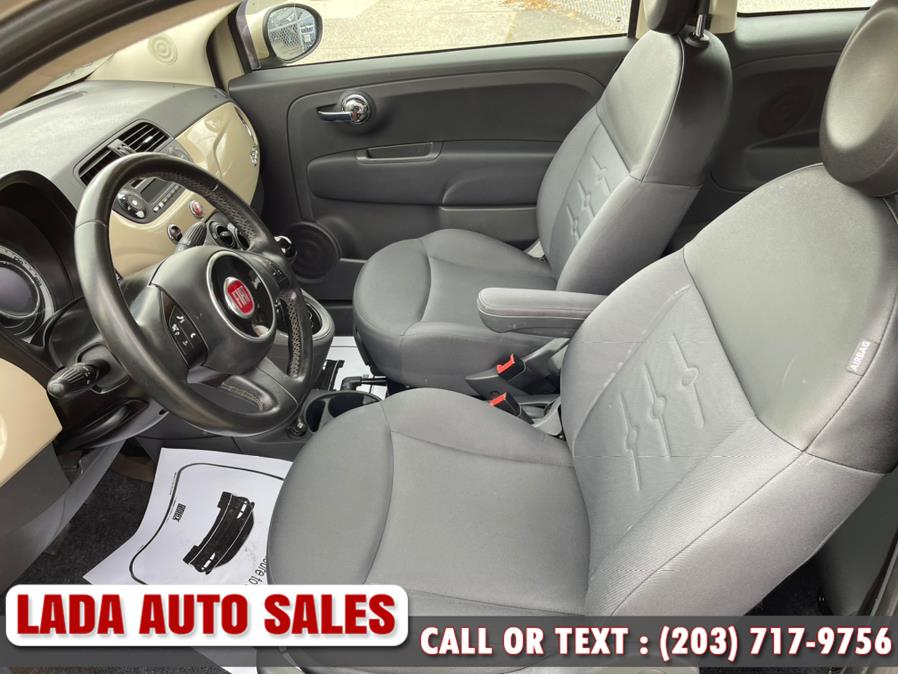Used FIAT 500 2dr HB Pop 2012   Lada Auto Sales. Bridgeport, Connecticut