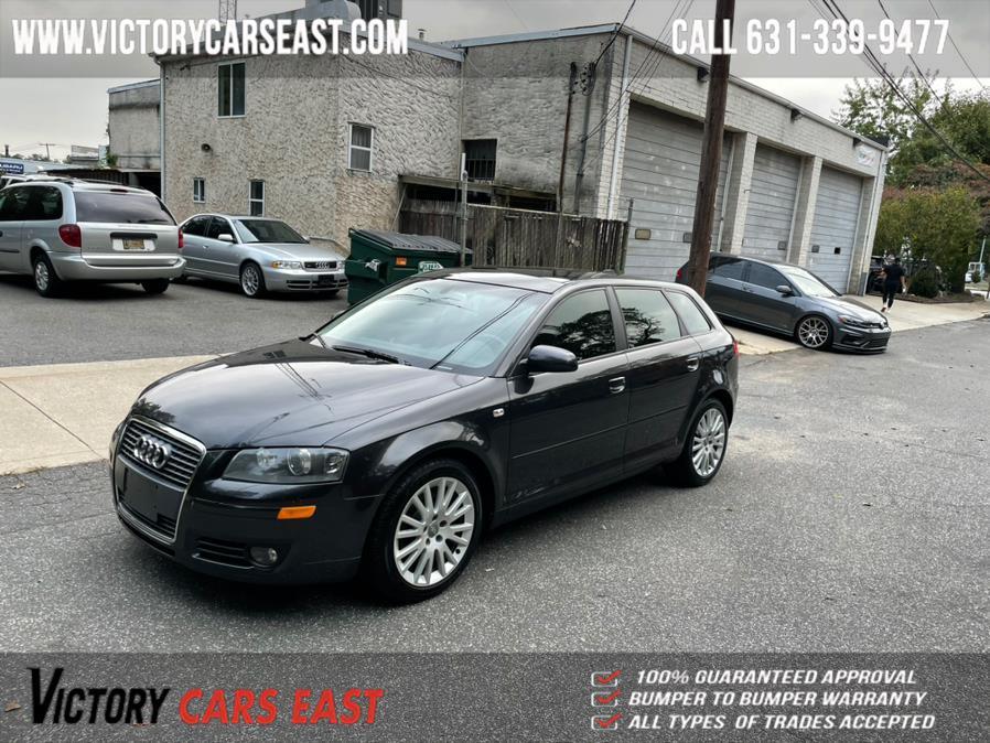 Used Audi A3 4dr HB Auto DSG FrontTrak 2007 | Victory Cars East LLC. Huntington, New York