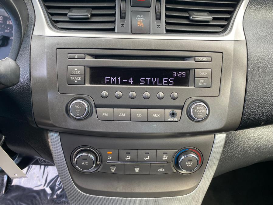 Used Nissan Sentra 4dr Sdn I4 CVT SV 2013 | Rite Cars, Inc. Lindenhurst, New York