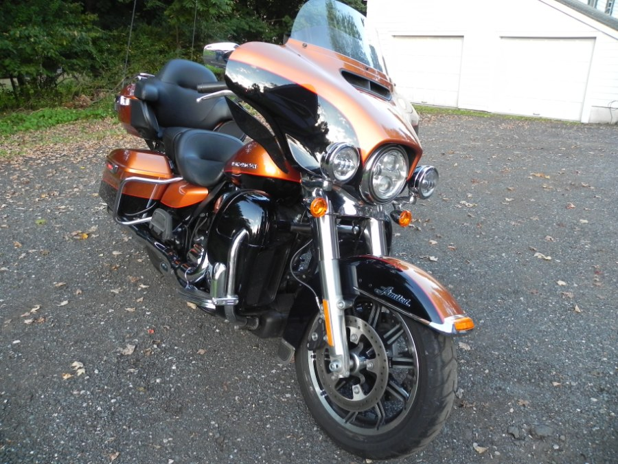 Used Harley Davidson ultra limited LIMITED 2014 | Marty Motors Inc. Ridgefield, Connecticut