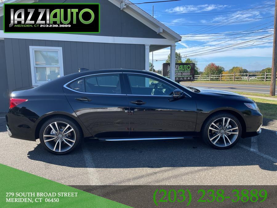 Used 2019 Acura TLX in Meriden, Connecticut | Jazzi Auto Sales LLC. Meriden, Connecticut