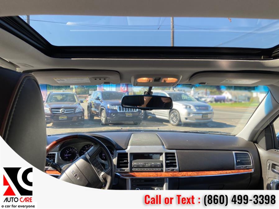 Used Lincoln MKZ 4dr Sdn AWD 2010 | Auto Care Motors. Vernon , Connecticut