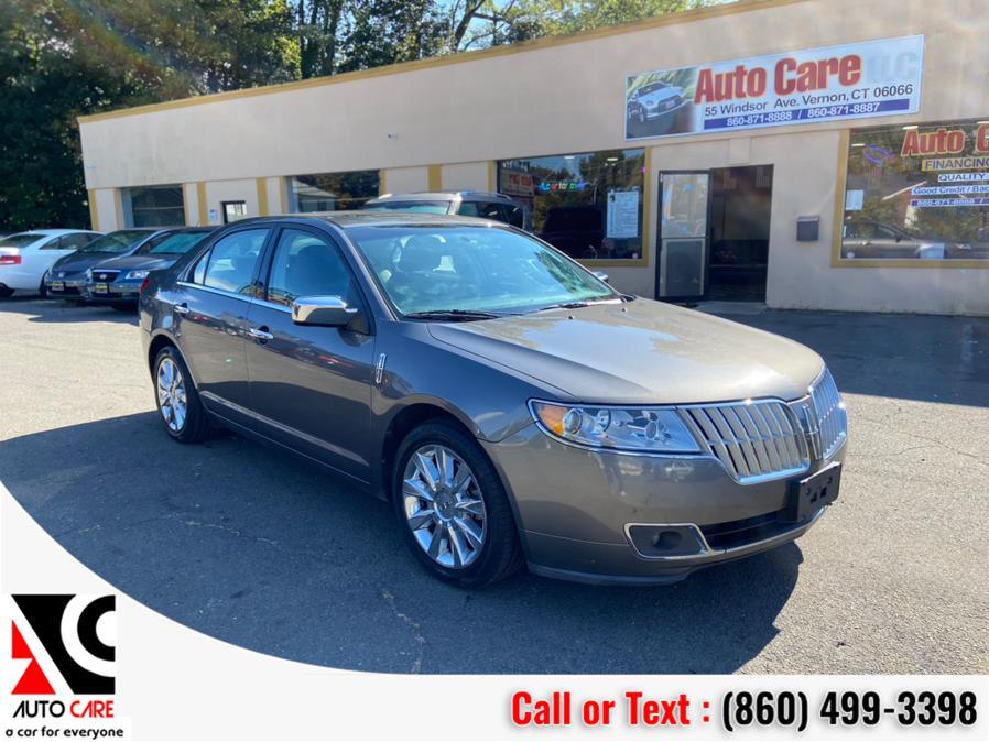Used 2010 Lincoln MKZ in Vernon , Connecticut | Auto Care Motors. Vernon , Connecticut