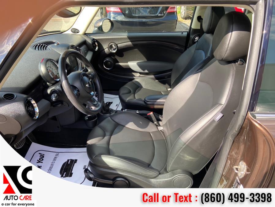 Used MINI Cooper Clubman 2dr Cpe S 2012 | Auto Care Motors. Vernon , Connecticut