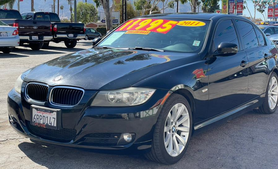 Used BMW 3 Series 4dr Sdn 328i RWD SULEV South Africa 2011 | Green Light Auto. Corona, California