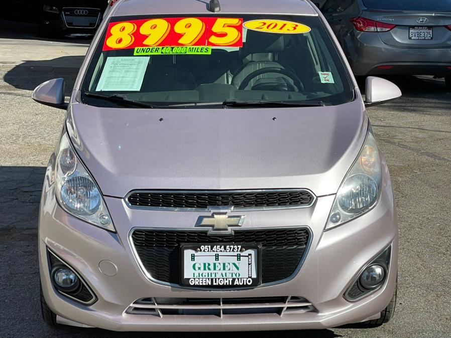 Used Chevrolet Spark 5dr HB Auto LS 2013 | Green Light Auto. Corona, California