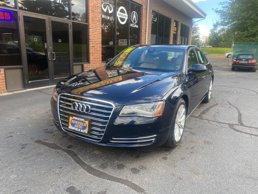 Used 2011 Audi A8 in Middletown, Connecticut | Newfield Auto Sales. Middletown, Connecticut