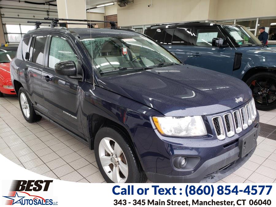Used Jeep Compass 4WD 4dr Sport 2013 | Best Auto Sales LLC. Manchester, Connecticut