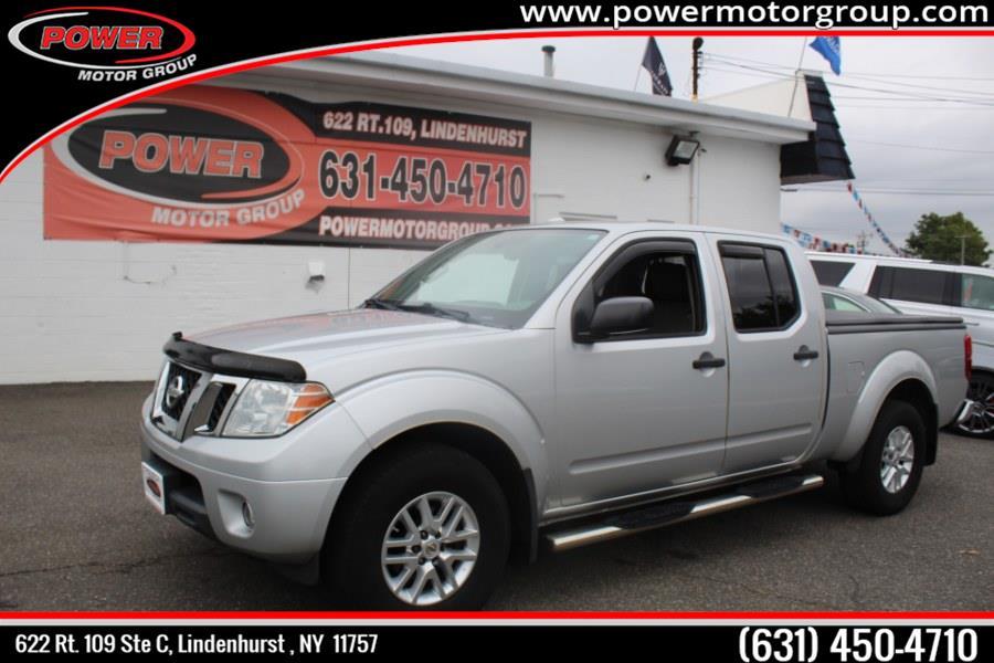 Used Nissan Frontier 4WD Crew Cab LWB Auto SV 2014   Power Motor Group. Lindenhurst, New York