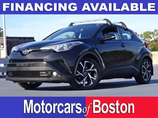 Used Toyota C-HR XLE Premium FWD (Natl) 2018   Motorcars of Boston. Newton, Massachusetts
