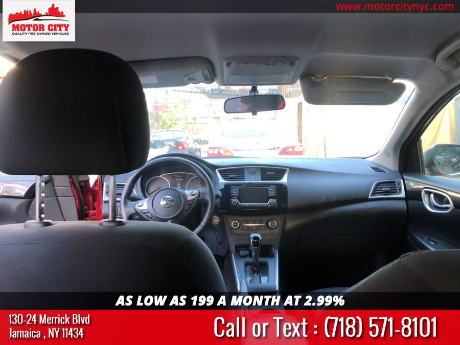 Used Nissan Sentra SV CVT 2017   Motor City. Jamaica, New York