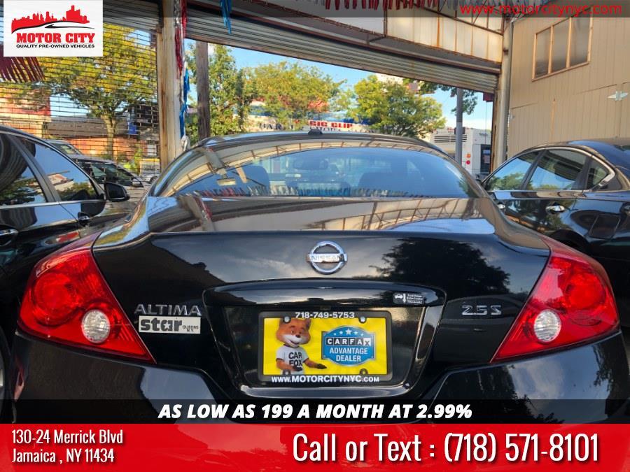 Used Nissan Altima 2dr Cpe I4 2.5 S 2013 | Motor City. Jamaica, New York