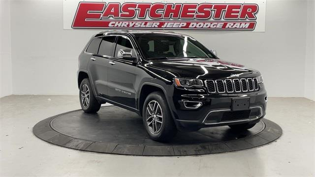 Used Jeep Grand Cherokee Limited 2018   Eastchester Motor Cars. Bronx, New York