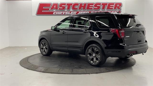 Used Ford Explorer Sport 2018 | Eastchester Motor Cars. Bronx, New York