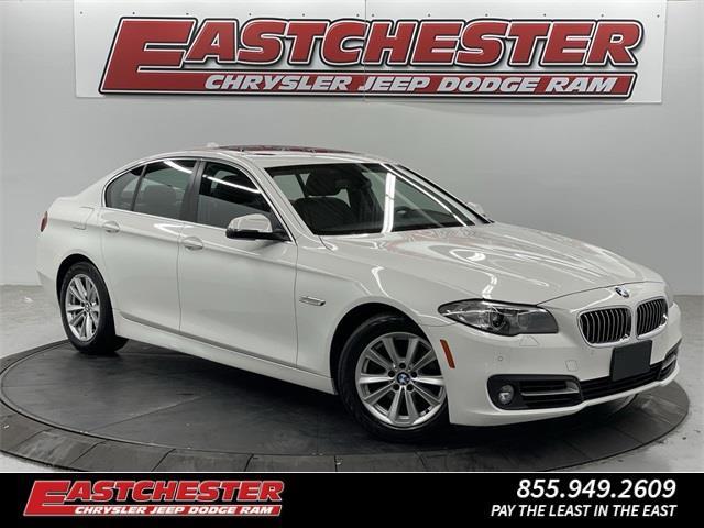 Used 2016 BMW 5 Series in Bronx, New York | Eastchester Motor Cars. Bronx, New York