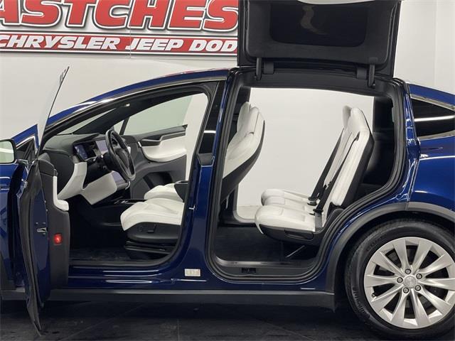 Used Tesla Model x 75D 2018   Eastchester Motor Cars. Bronx, New York