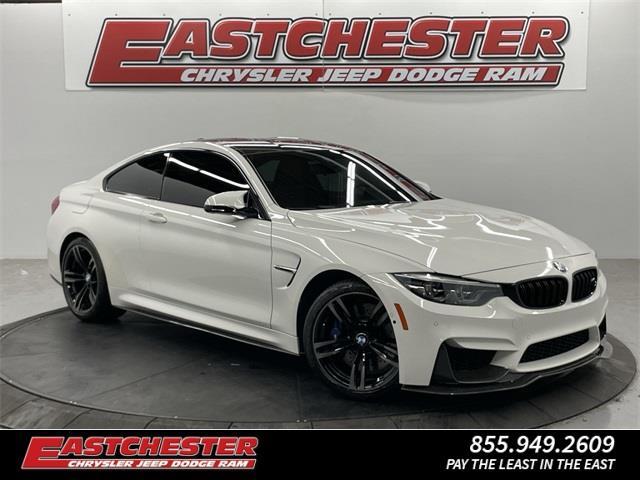 Used 2018 BMW M4 in Bronx, New York | Eastchester Motor Cars. Bronx, New York