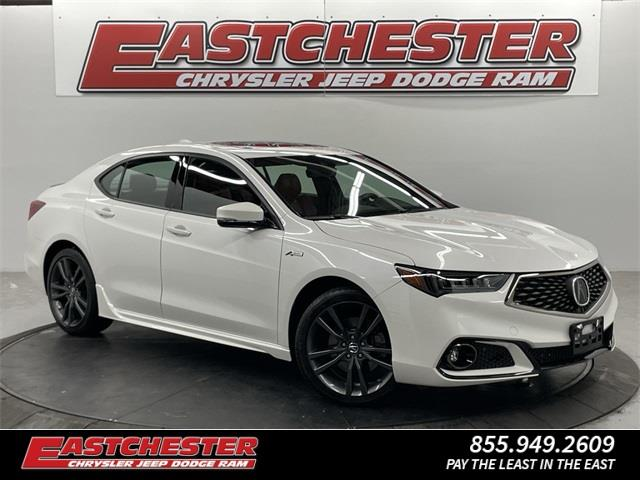 Used 2019 Acura Tlx in Bronx, New York | Eastchester Motor Cars. Bronx, New York