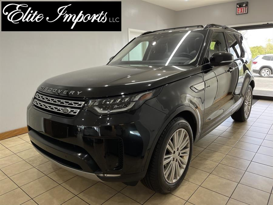 Used Land Rover Discovery HSE AWD 4dr SUV 2017 | Elite Imports LLC. West Chester, Ohio