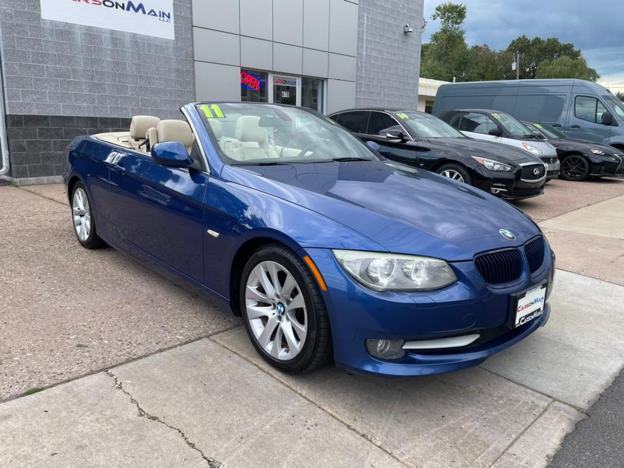 Used BMW 3 Series 2dr Conv 328i SULEV 2011   Carsonmain LLC. Manchester, Connecticut