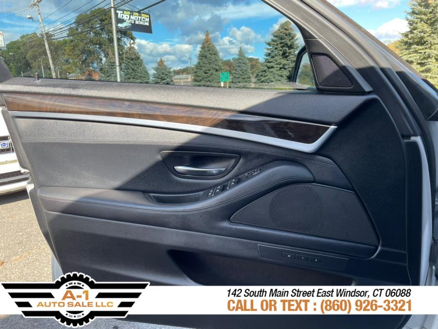 Used BMW 5 Series 4dr Sdn 550i xDrive AWD 2012 | A1 Auto Sale LLC. East Windsor, Connecticut