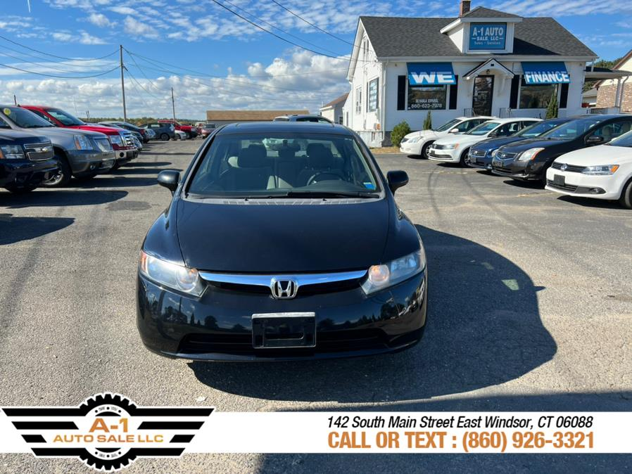 Used Honda Civic Sdn 4dr AT EX 2007   A1 Auto Sale LLC. East Windsor, Connecticut
