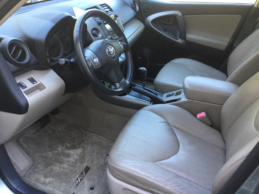 Used Toyota RAV4 4WD 4dr 4-cyl Limited 2007 | L&S Automotive LLC. Plantsville, Connecticut