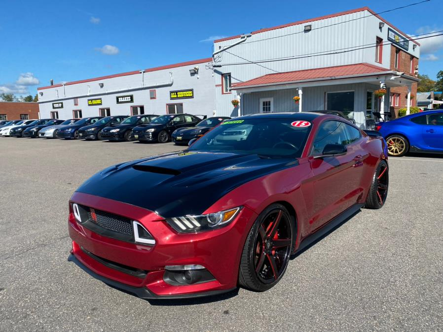 Used Ford Mustang 2dr Fastback GT 2015 | Mike And Tony Auto Sales, Inc. South Windsor, Connecticut