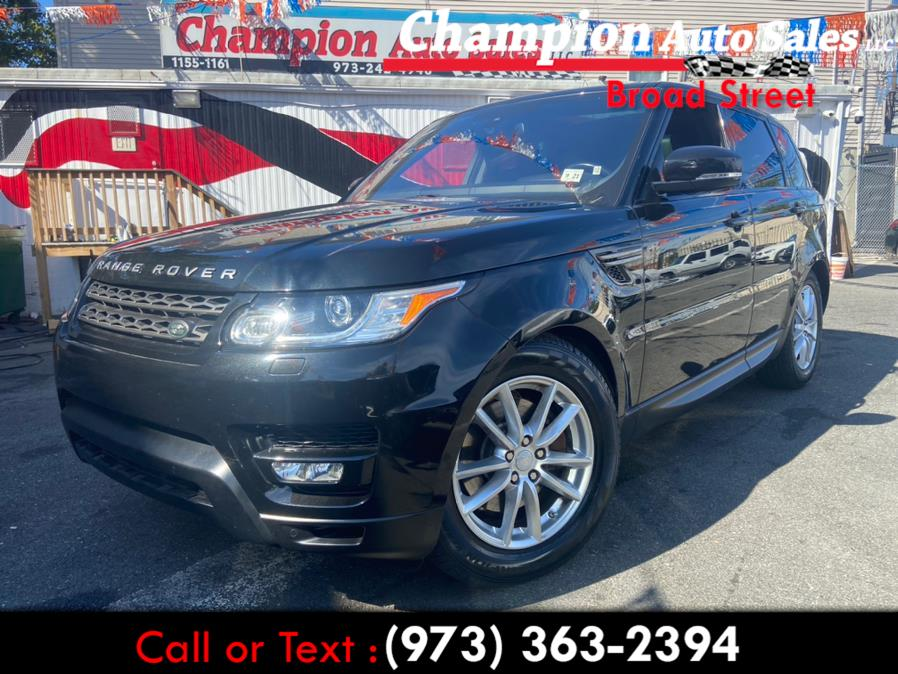 Used 2016 Land Rover Range Rover Sport in Newark, New Jersey   Champion Used Auto Sales LLC. Newark, New Jersey