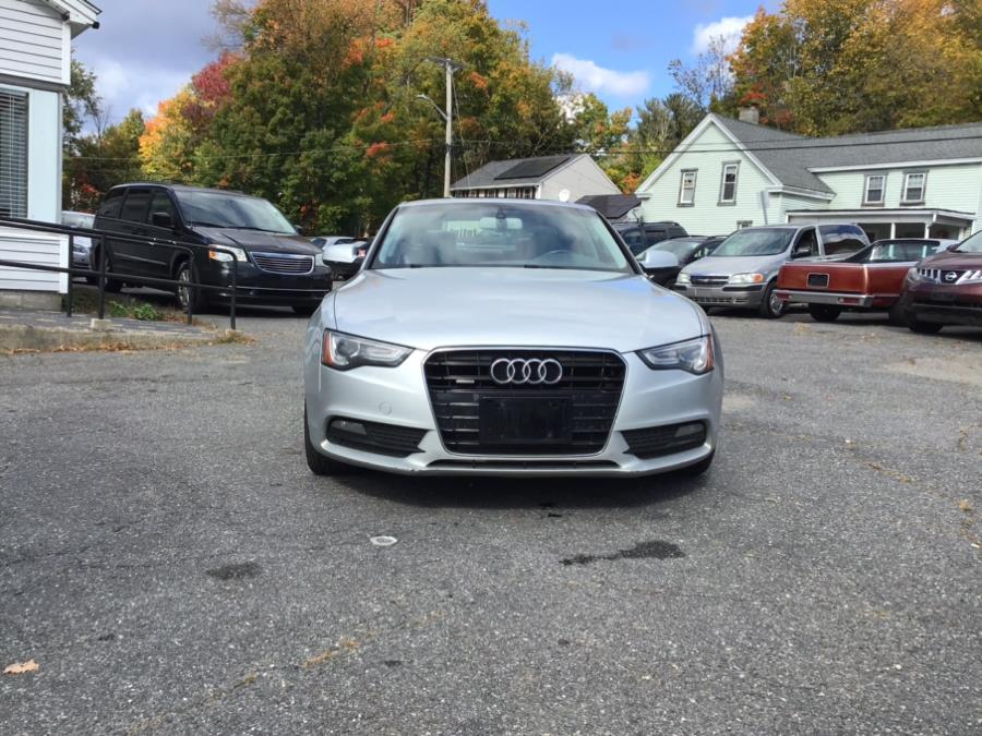 Used 2014 Audi A5 in Leominster, Massachusetts | Olympus Auto Inc. Leominster, Massachusetts