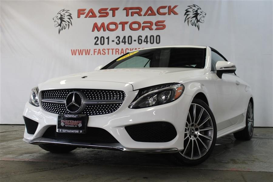 Used Mercedes-benz c 300 4MATIC 2018 | Fast Track Motors. Paterson, New Jersey