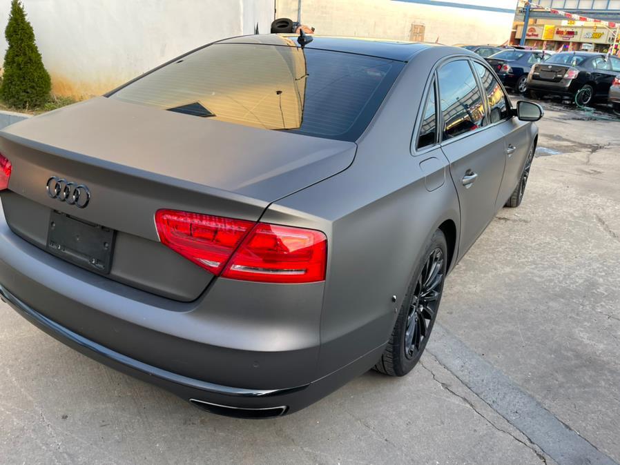 Used Audi A8 L 4dr Sdn 4.0L 2014   Brooklyn Auto Mall LLC. Brooklyn, New York